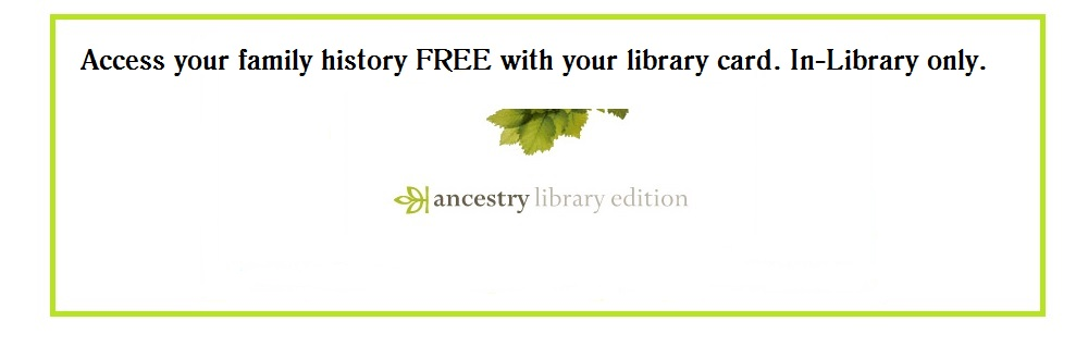 Ancestry slide