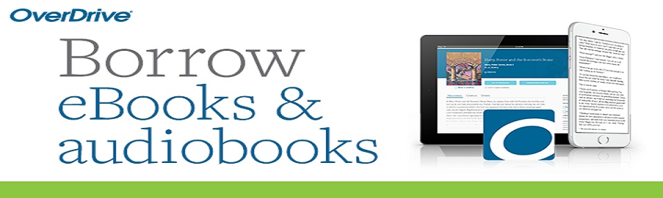 BC Overdrive - e-books & audiobooks