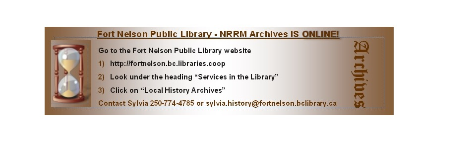 Archive Bookmark slide